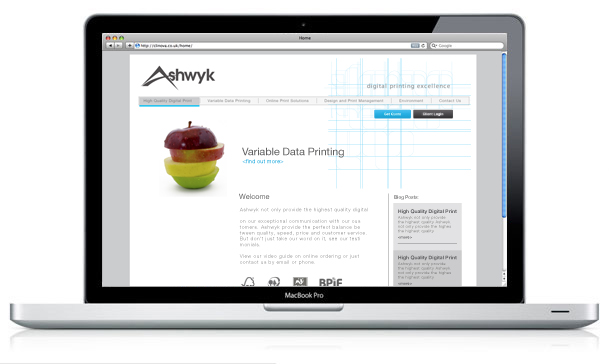 Ashwyk Website Home