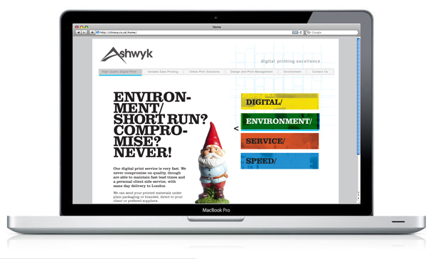 Ashwyk Website