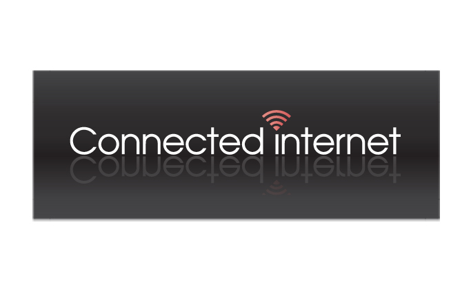 Connected Internet Logo