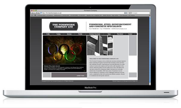 FORMWORK WEBSITE