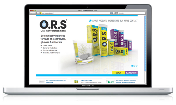 ORS HOME WEBSITE