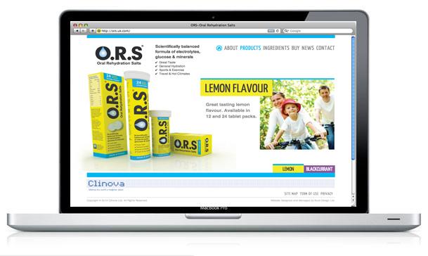 ORS LEMON WEBSITE