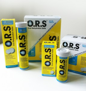 ORS Shelf Ready Packs