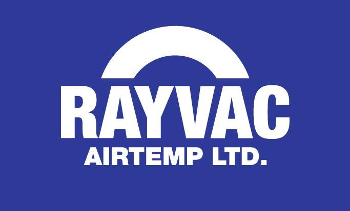 RAYVAC Logo Blue