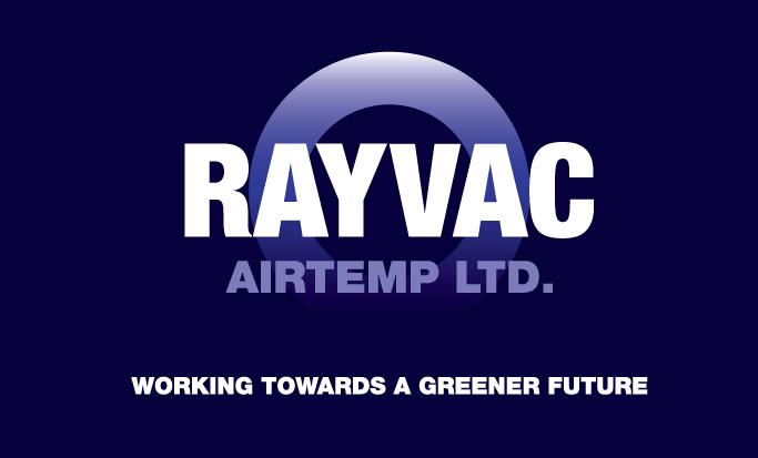 RAYVAC Logo Dark Blue