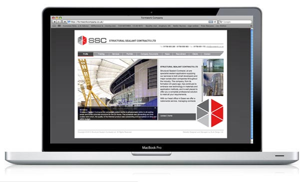 Structural Sealant Contracts Website
