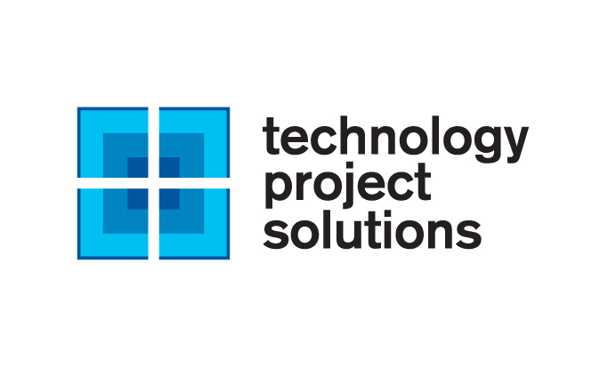 Technology Project Solutions Logo