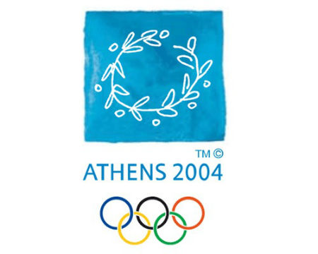 Athens 2004 Olympics logo