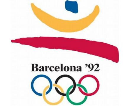 Barcelona 1992 Olympics logo