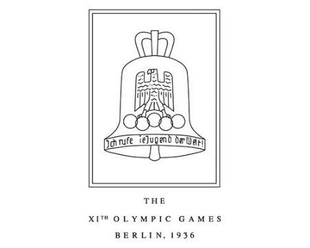 Berlin 1936 Olympics logo
