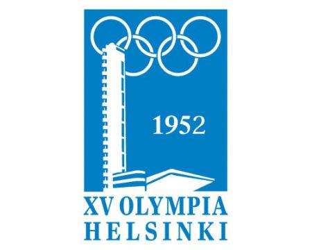 Helsinki 1952 Olympics logo