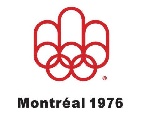 Montréal 1976 Olympics logo