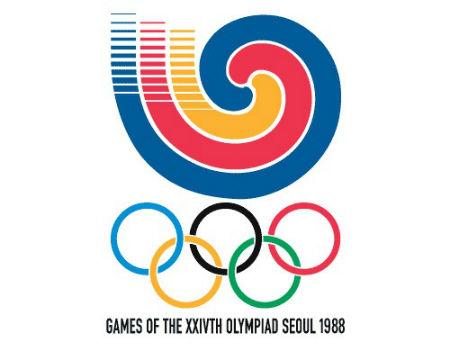 Seoul 1988 Olympics logo